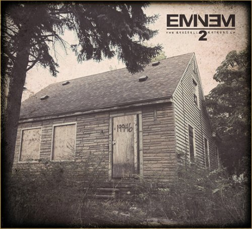 The Marshall Mathers LP 2 / Berzerk (2013)