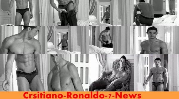 Cristiano Ronaldo: Armani Jeans
