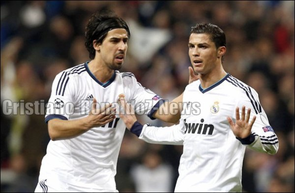 Real Madrid - Manchester United [13/02/13] : Photo