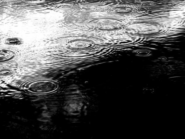 18.09.2012 ; What does rain make you think about?