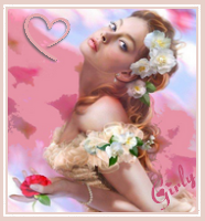 "Pack Avatars ""Girly"" Grand Format"