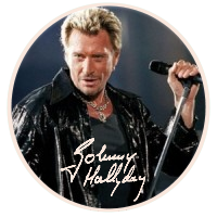 "Pack Avatars ""Johnny Hallyday"""