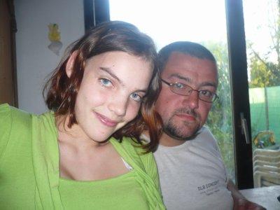 ma soeur aurelie et notre beau cousin fabrice