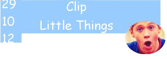 Clip Little Things.