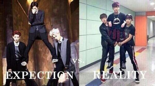 EXO & BTS <3