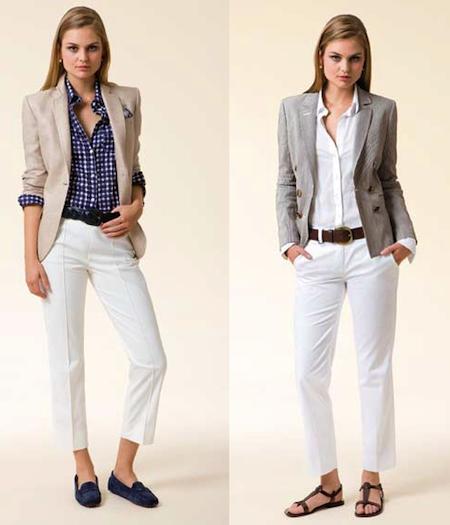 La mode américaine et la mode française !