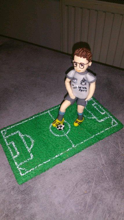 Autre footballeur  cadeau d anniversaire