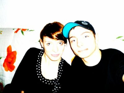 ma couzine et moi  =)