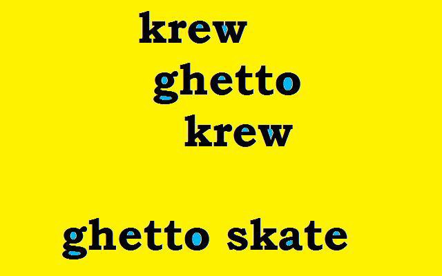 Blog de krew-ghetto-skate