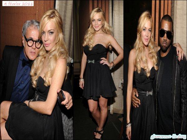 New sortie de Lindsay Lohan datant du 30 et 31 janvier 2011  + New Photoshoot + Lindsay Lohan à la soirée d'ouverture de Guiseppe Zanotti  le 4 février 2011
