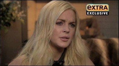 """Lindsay Lohan Kari Feinstein's Academy Awards Style Lounge à beverly hills / Lindsay Lohan au  """" Jimmy Kimmel live"""" le 27 février 2011 ( photo + vidéo ) + interview exclusive de Lindsay pour extra ( lien vidéo ) !"""