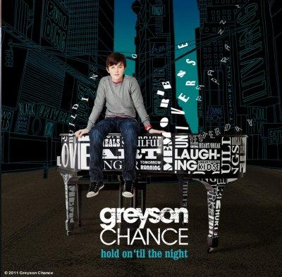 . 16.06.11 .  voici la pochette de l'album de Greyson.