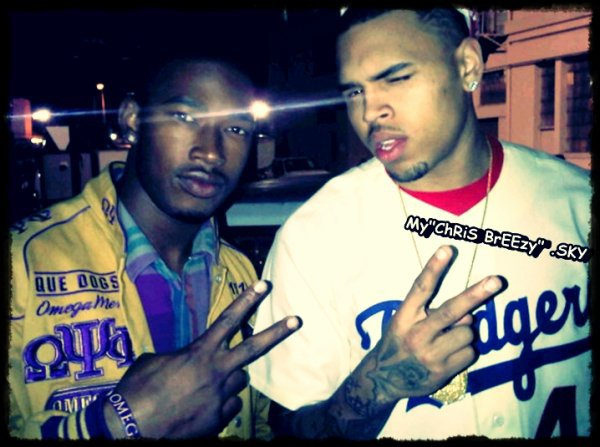 ***SON : Chris brown Feat Kevin McCall : MONA LISA***