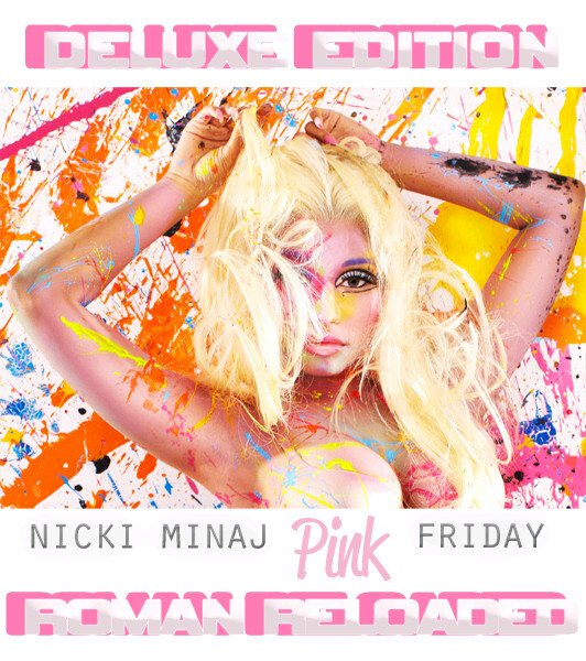 ***COLLABORATION AVEC NICKI MINAJ : RIGHT BY  MY SIDE***