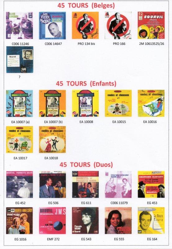 Les 45 Tours