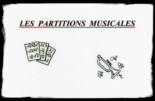 Les Partitions Musicales
