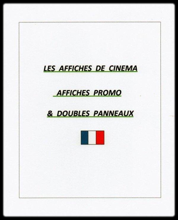 Les Affiches de Cinéma