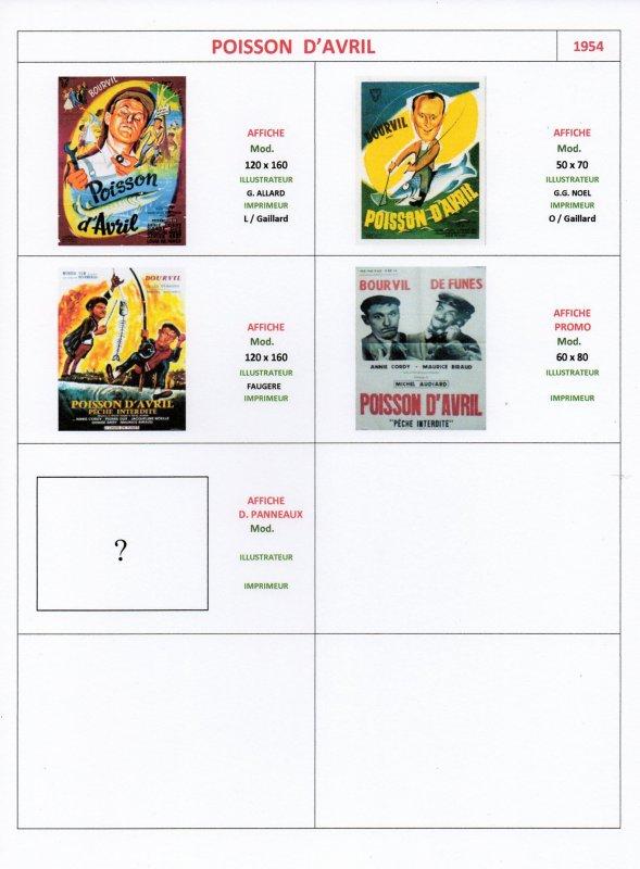 Les Affiches de Cinéma (2)