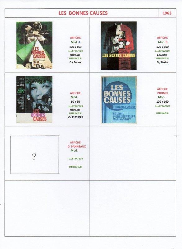 Les Affiches de Cinéma (5)