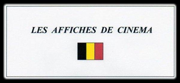 Les Affiches de Cinéma Belge