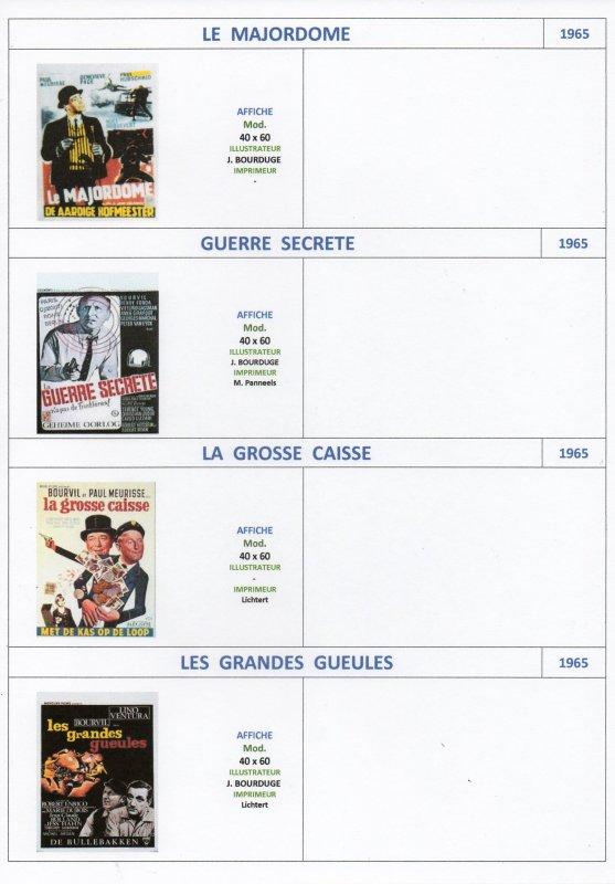 Les Affiches de Cinéma Belge (2)