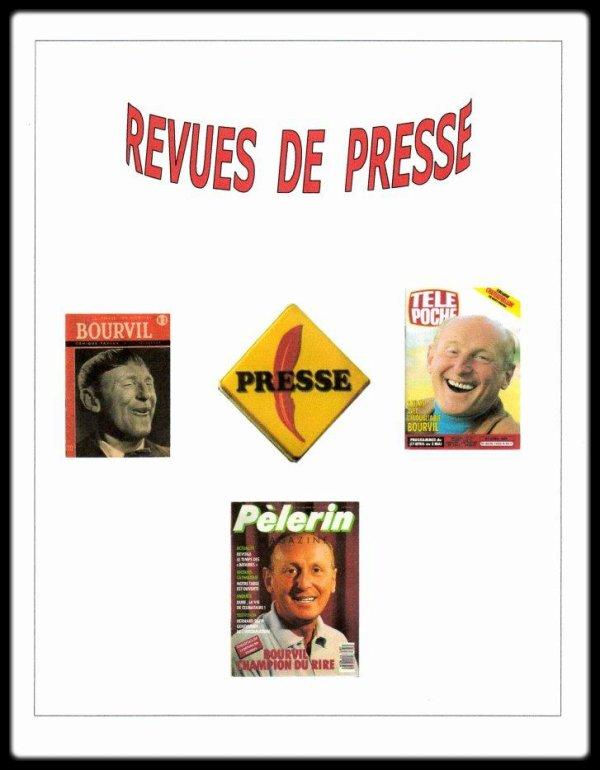 Les Revues de Presse