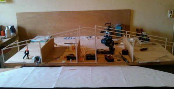 hangar de stockage métalique
