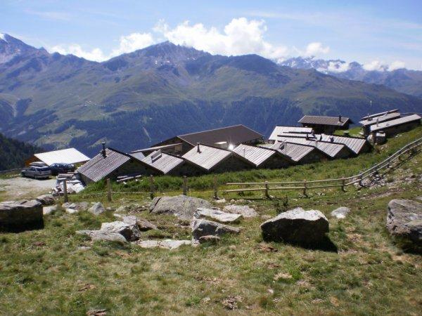 """Lieu-dit """"La Vieille"""", Valais, Suisse"""