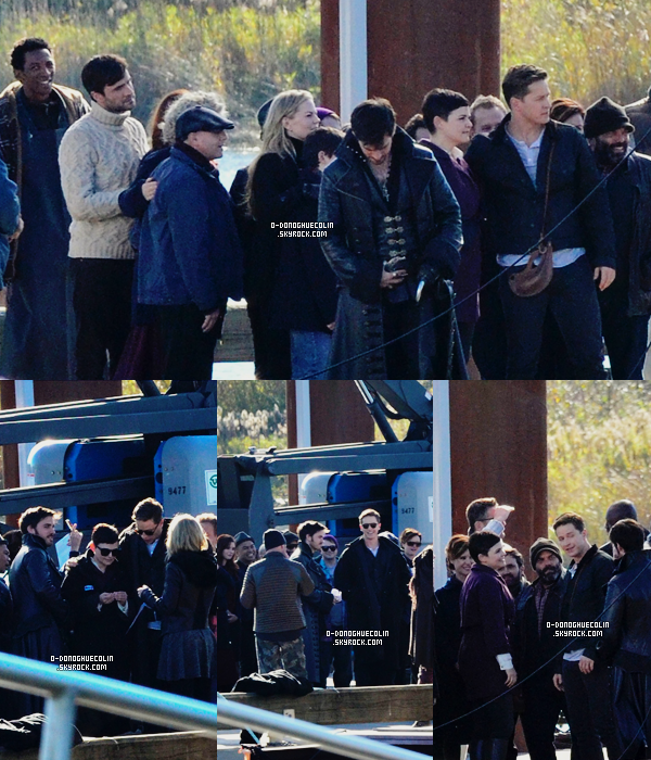 | Set | 28 & 30.10 : Tournage Once Upon a Time + Twitter + Sneak Peek #1 & #2