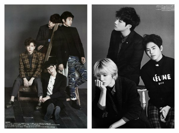 HIGH CUT  Vol. 115 - INFINITE