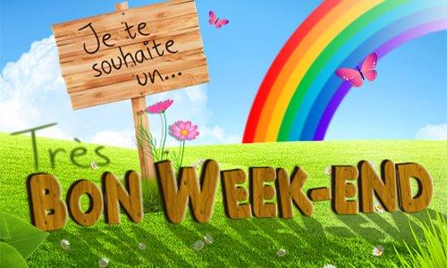 Excellent week-end !