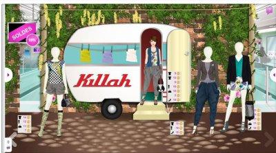 Soldes de -25 % chez Killah !!