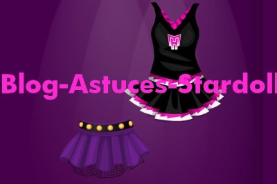 Jupe et Robe Monster High
