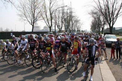 Baudour - amicale cycliste 27-03