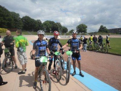 Paris - Roubaix 125 Km VTT