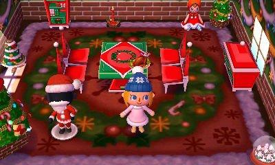 Ma pièce Noël :D ♥