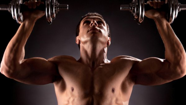 Use Your Dumbbells To Keep Fit At Home