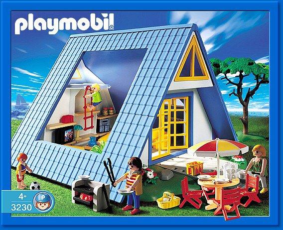9 maison moderne 3230 maison de vacances photo archive for Photo maison playmobil