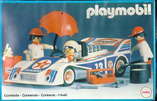 16d circuit auto kart moto 3785 voiture de course photo archive article playmobil. Black Bedroom Furniture Sets. Home Design Ideas