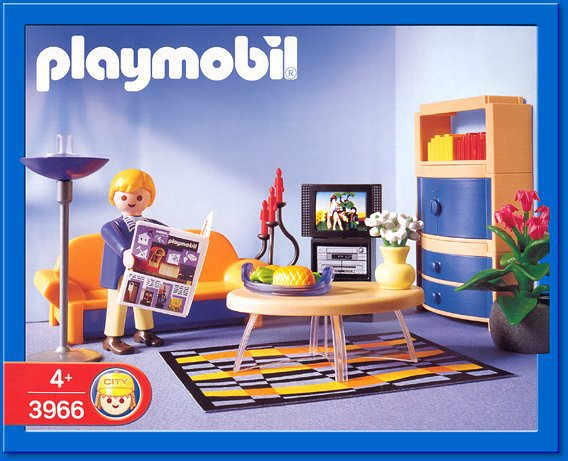 Best salon villa moderne play mobil contemporary awesome for Wohnzimmer 5584