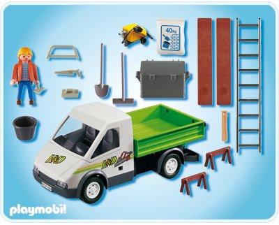 19B METIERS DIVERS 4322 Entrepreneur et camionnette
