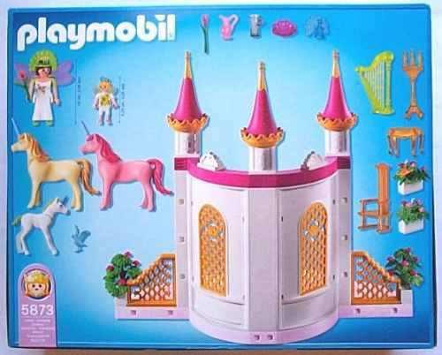 5A MAGIE FÉERIE & LICORNE 5873 mini château de princesse - photo ...