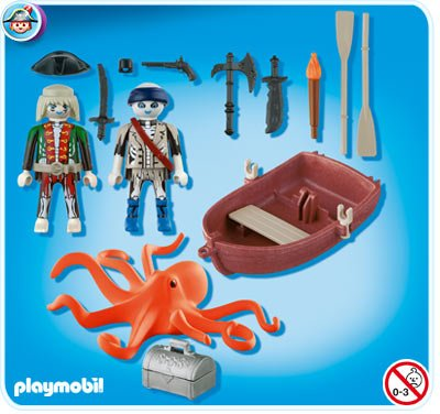Articles de boble playmobil archive tagg s playmobil 5900 - Playmobil pirate fantome ...