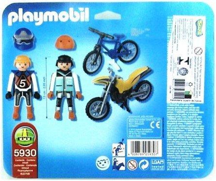 Blog de boble playmobil archive page 236 photo archive article playmobil - Moto cross playmobil ...