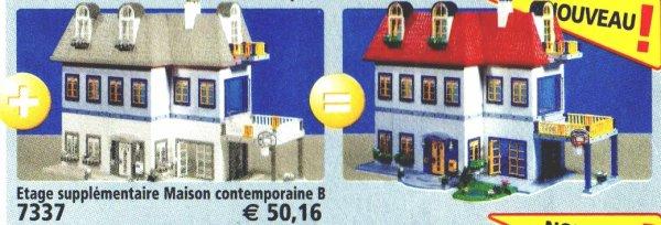 9 Maison Moderne 7337 Etage Supplementaire Pour 3965 Photo Archive