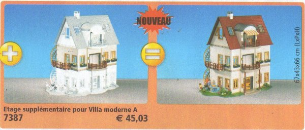 Blog de boble playmobil archive page 145 photo archive for Extension maison 4279