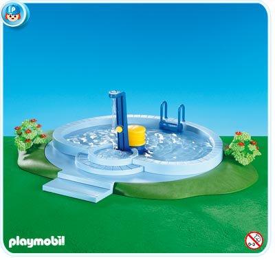 Blog de boble playmobil archive page 153 photo archive article playmobil - Piscine moderne playmobil ...