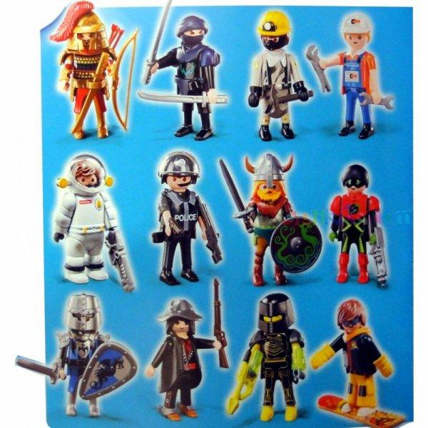 0B POCHETTE SURPRISE 5460 figurines garçon (série 5)
