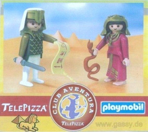 """03A EGYPTE & ORIENT hors série """"télépizza"""" ÉGYPTIENS"""