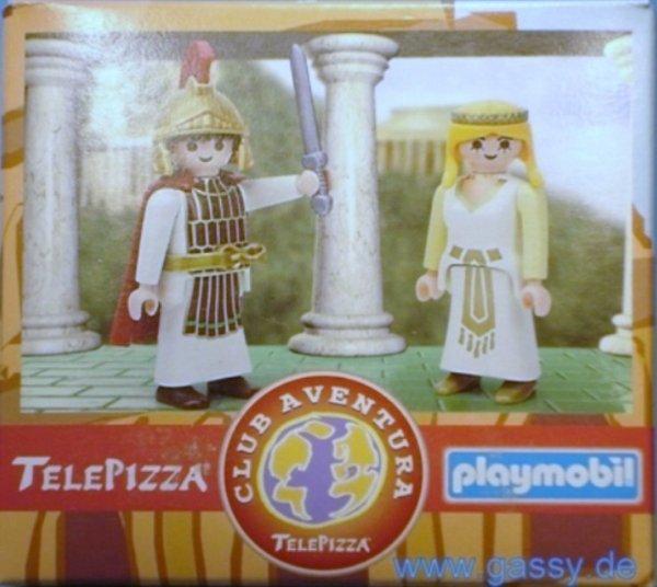 """03 ROME & GAULOIS CELTE hors série """"télépizza"""" ROMAINS"""